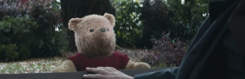 Disney S Winnie The Pooh Live Action Film Shares Adorable First