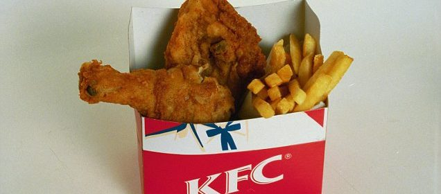 Kfc Vows To Reduce Calories By 20 Per Cent By Charging Extra For