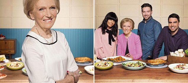 Mary Berry reveals she leaves OUT 'fancy words' in her recipes - Hot