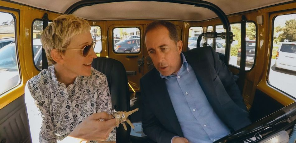 Comedians In Cars Getting Coffee Best Episodes Seinfeld