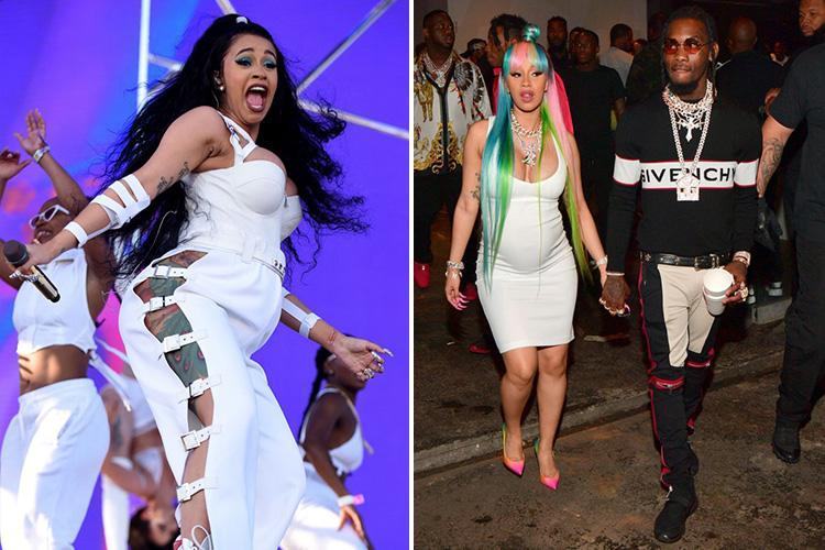 Cardi B Husband Name: Cardi B Gives Birth To First Baby With Husband Offset And