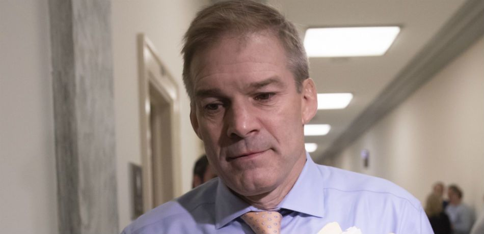 GOP Rep Jim Jordan Accused Of Knowing About Sexual Abuse