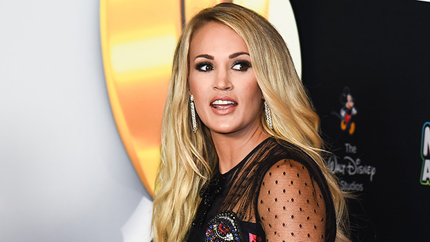 Carrie Underwood Fears She S Too Old At 35 For More Kids And Fans
