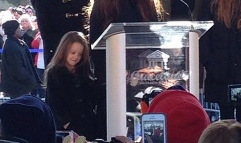 Priscilla, Lisa Marie Presley & Family Celebrate Elvis