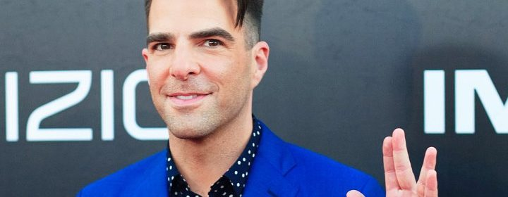 Zachary Quinto Learned Scuba Diving for 'In Search Of' - Hot