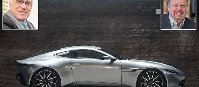 Aston Martin Bosses Set For 80m Payday When Company Sells Shares