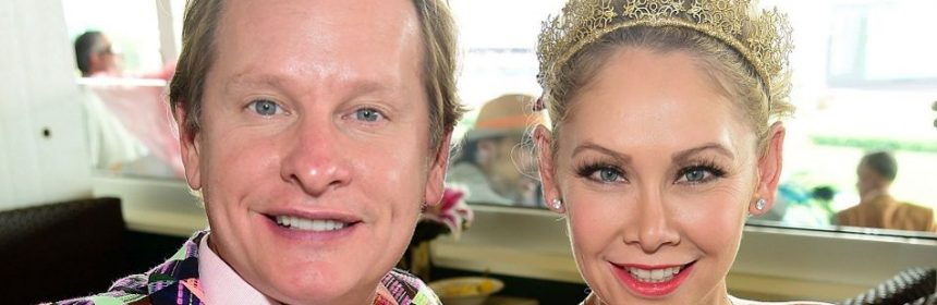 b60a55ddf Kym Herjavec Thanks Carson Kressley For Her Twins' Adorable Sailing Outfits
