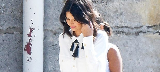 Kendall Jenner gets back in the saddle after being body
