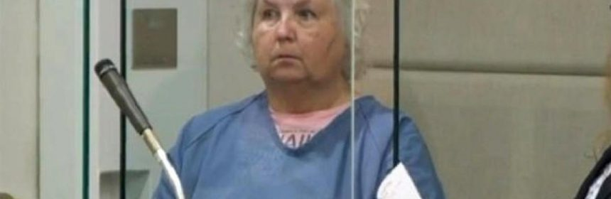 Murder-mystery-writing wife accused of killing husband at