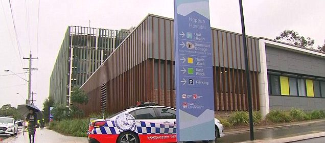 Man shot in Sydney hospital before revealing a bomb is in