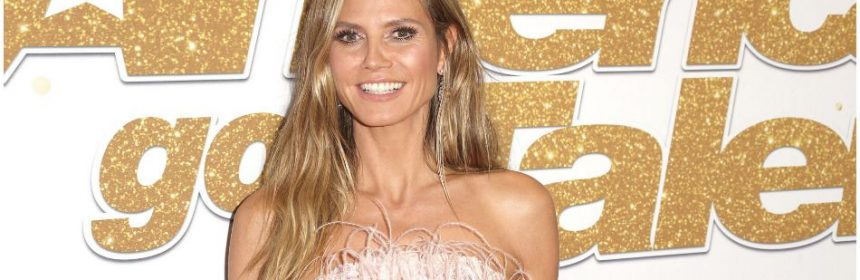 1c65743ca2e Heidi Klum has been showcasing her stunning body for years now, and earlier  today, she showed that she can still rock a sexy look in her latest  Instagram ...