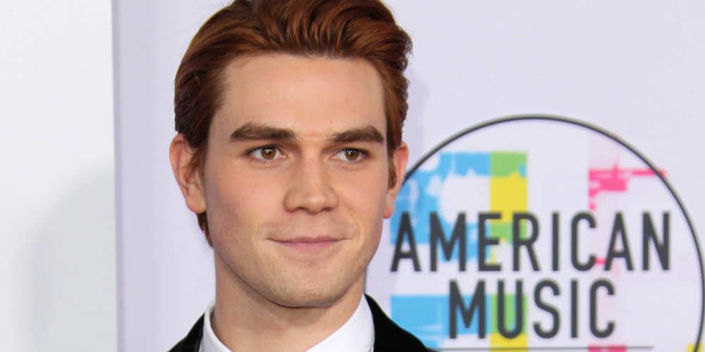KJ Apa Teases His Next Project: Its A Comedy   The