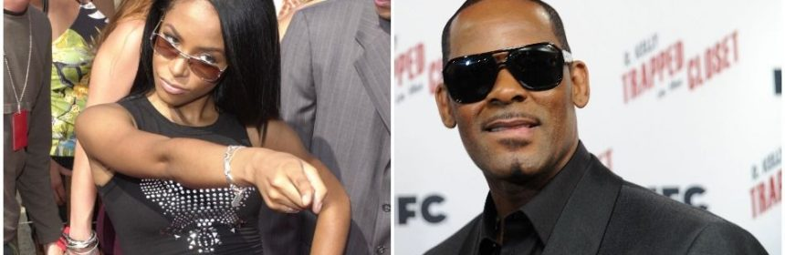 aaliyah and r kelly married