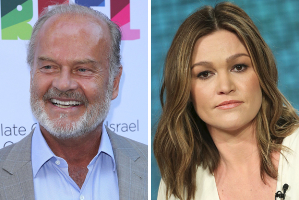 Kelsey Grammer And Julia Stiles Appointed To The God Committee Hot Lifestyle News