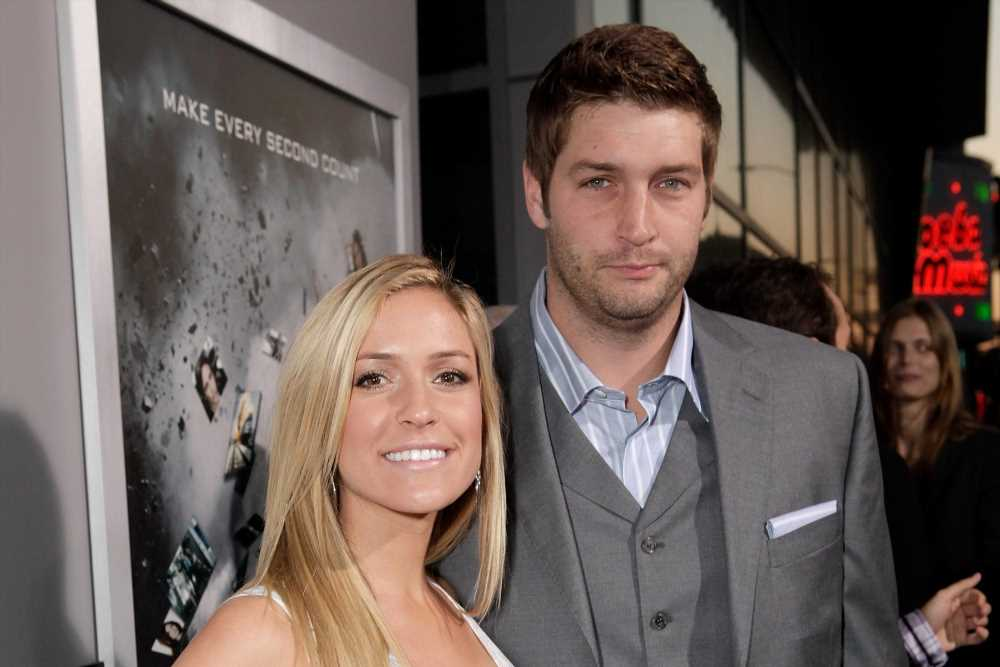 fe29a77db2aba Much mocked ex-NFL star Jay Cutler unclogged wife Kristin Cavallari s breast  ducts by SUCKING them