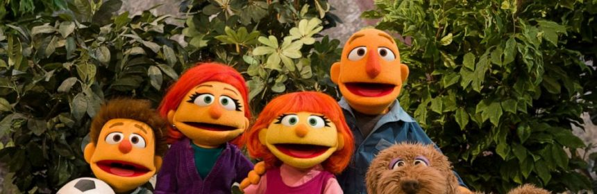 Sesame Street' introduces Julia's family, rolls out new resources