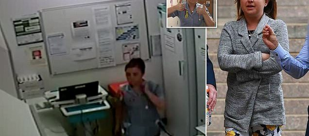 Nurse who beat cancer as a child caught swigging painkillers