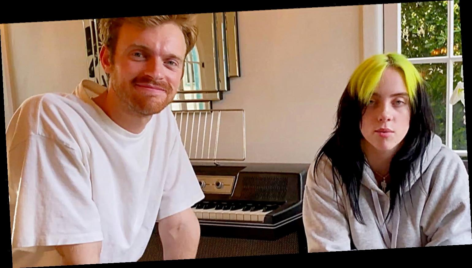 Billie Eilish Dishes On New Song She Made With Finneas In ...
