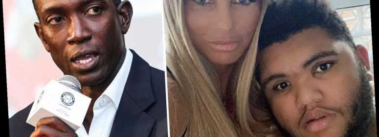 Katie Price Hits Out At Sick Son Harvey S Dad Dwight Yorke Saying He Could Die Get In Contact Hot Lifestyle News