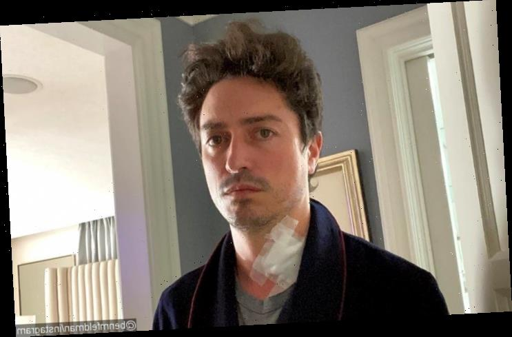 Ben Feldman Makes Use Of Covid 19 Lockdown To Go Through Spine Surgery Hot Lifestyle News Ben took to his instagram to post a photo of michelle pushing a baby bed in the hospital. ben feldman makes use of covid 19