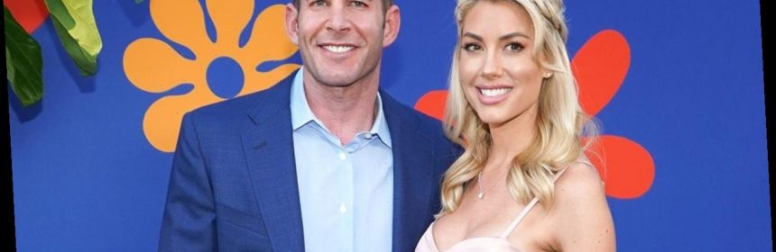 Heather Rae Young Says Her Parents Love Being Bonus Grandparents To Tarek El Moussa S Kids Hot Lifestyle News