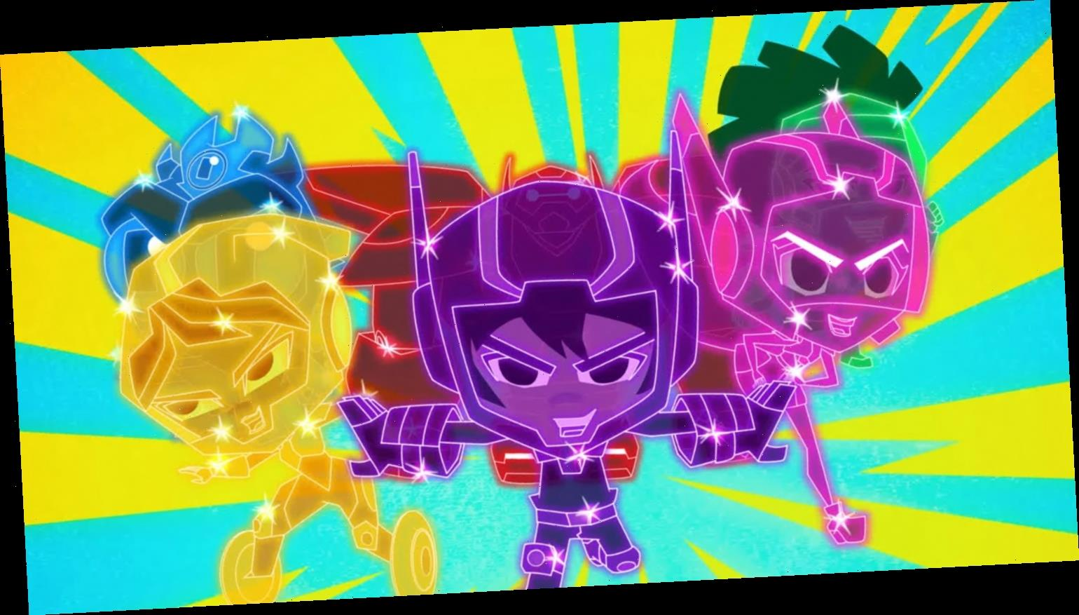 Big Hero 6 The Series Debuts New Clip Of Evil Chibi Versions Of The Team At Nycc Hot Lifestyle News