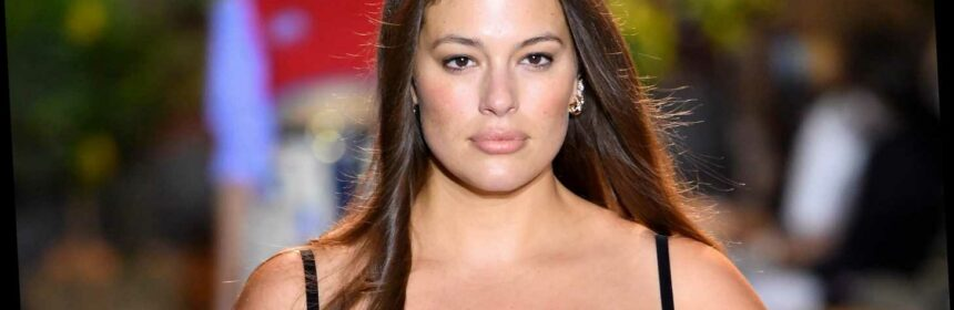 Ashley Graham strips NAKED during nude shoot on Americas